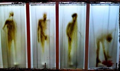 Naked man by SrReno