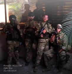 Kranio Militia CQB Inn by SrReno