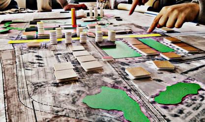 Urban planning by SrReno