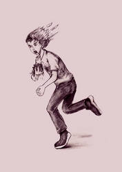 Heart Burning [Sketch] by denai1
