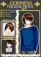 .: Kim - GHS :. by OhAnika