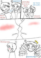 .: ArgChi fail comic uvu :. by OhAnika