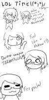 .: LOL Time! o7o :. by OhAnika