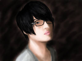 .: JeJung - Speed Paint :. by OhAnika