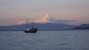 .: Volcan Osorno :. by OhAnika