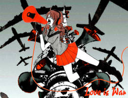 .: Love is War - Nekosa Summer Ver. :. by OhAnika
