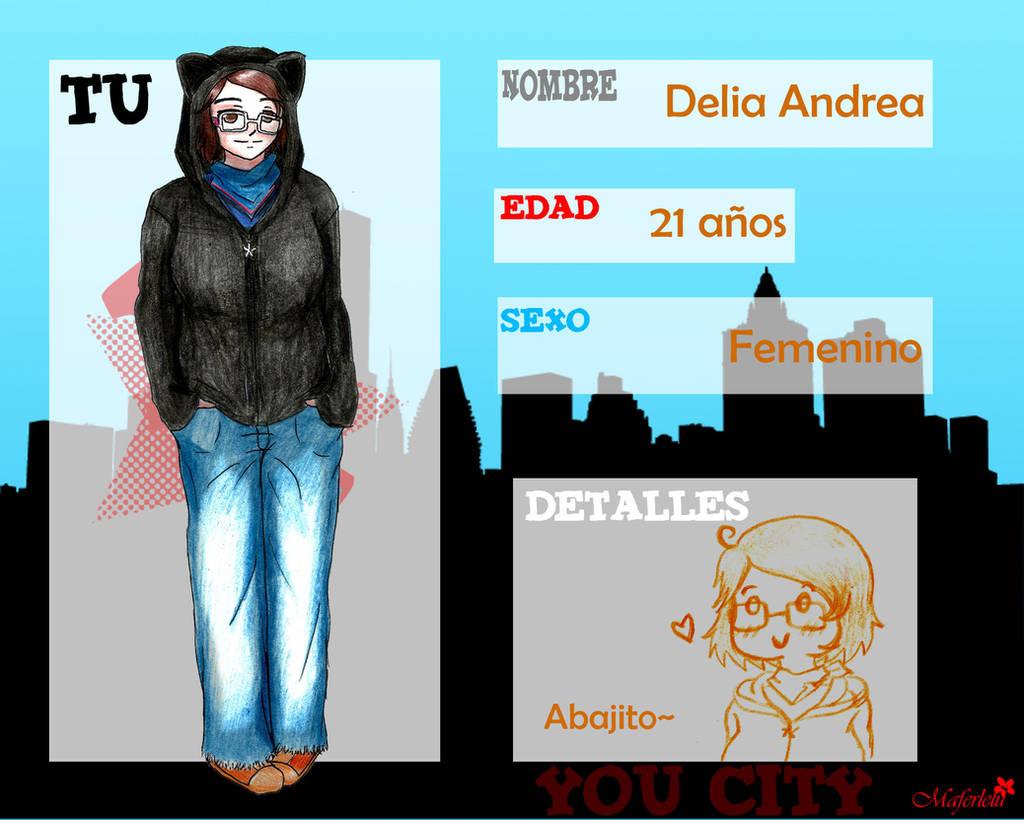 .:* Neko- You City *:. by OhAnika