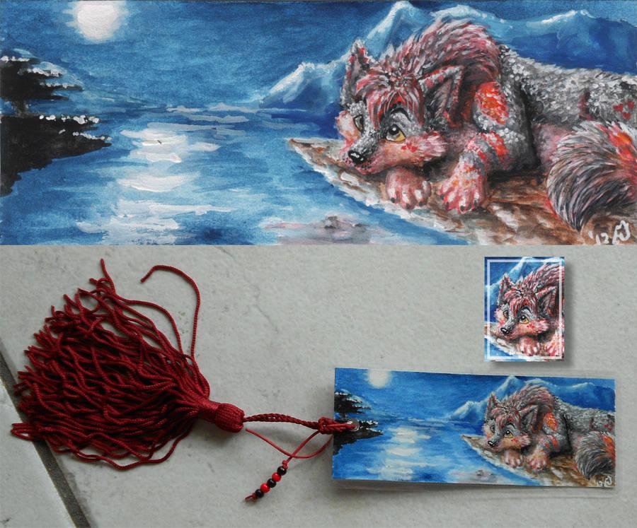 Bookmark Nana by meeko-okeem