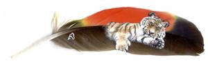 a real Tiger by meeko-okeem