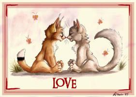 Love by meeko-okeem