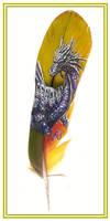 Dragon by meeko-okeem