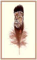 lion by meeko-okeem