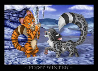 oO First Winter Oo by meeko-okeem