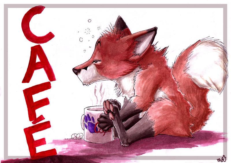 oO Cafe Oo by meeko-okeem