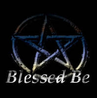 Blessed be pentacle by Lancaid