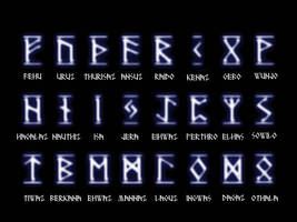 Incandescent Runes by Lancaid