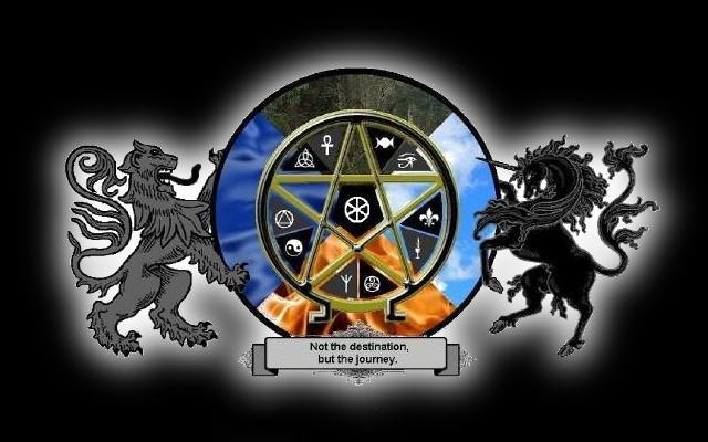 Incandescent Pagan Pride by Lancaid