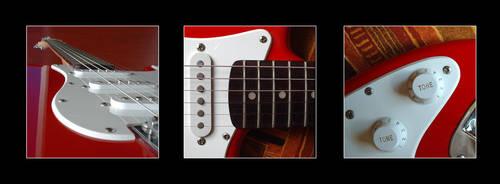 Guitar by HighwayTree
