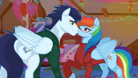 Kissin Under the Toe by PimpArtist101