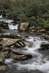 Rocky Waters by VertigoArt