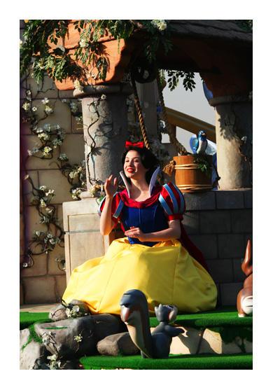 snow white by tanintan