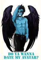 Do Ya Wanna Date My Avatar by Quarter-Virus