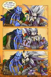 Trolling the Troll by Quarter-Virus