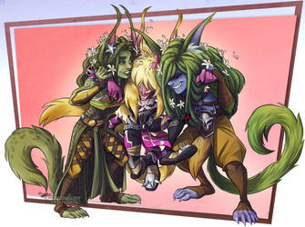 Wildstar Farewell by Quarter-Virus