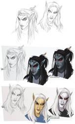 Faces by Quarter-Virus