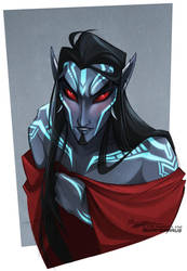 Adana, Lord Of Cheekbones by Quarter-Virus