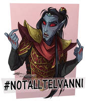 Not All Telvanni by Quarter-Virus