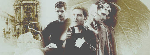 Joseph Morgan| Timeline cover #01 by Insanitygraphicss