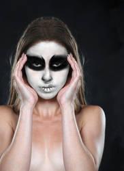 Halloween Facepaint - Twitch Tutorial by FrkDub
