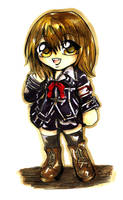 VK: Yuki Cross Chibi CO by bastett