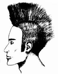 This punk's not dead by Lunar-Alienism