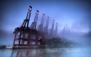 Ghost Ship by DanielHeydecke