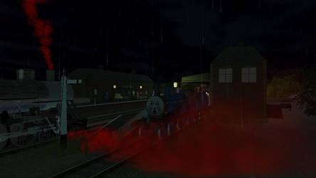 A Ghostly Encounter by ShineWubbOrtiz2199