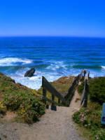 the ocean by bellapop
