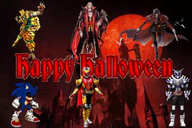 Happy Halloween by TriadSentuary