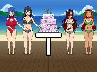 Happy Birthday SomeBodyKares1 by TriadSentuary