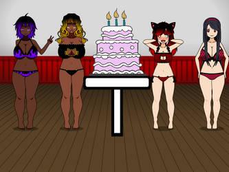 Happy Birthday IzzyLopunny by TriadSentuary