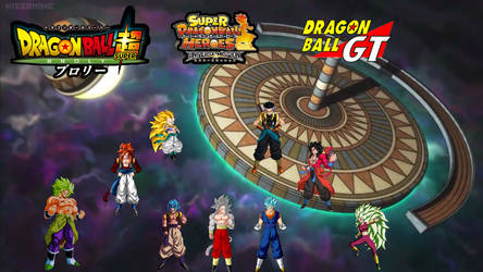 Super Dragon Ball Heroes Dimmension Mission by TriadSentuary