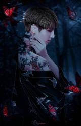 20181024 | JungKook by lenehope