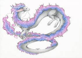 :. Pride Dragons + Androgynous Pride .: by DorkWolf-Nightmare