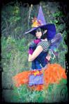 Halloween fairy by Lexandrian