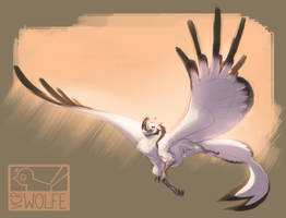 FLY AWAY NOWWW by VCR-WOLFE