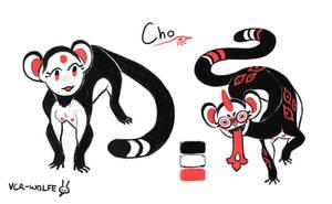 choo choo by VCR-WOLFE