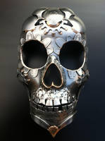 Candy Skull by ShaneMartinDesigns