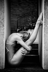 Dancer Against Concrete VII by HowNowVihao