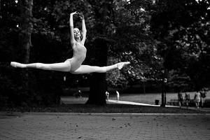 Jumper in Central Park by HowNowVihao